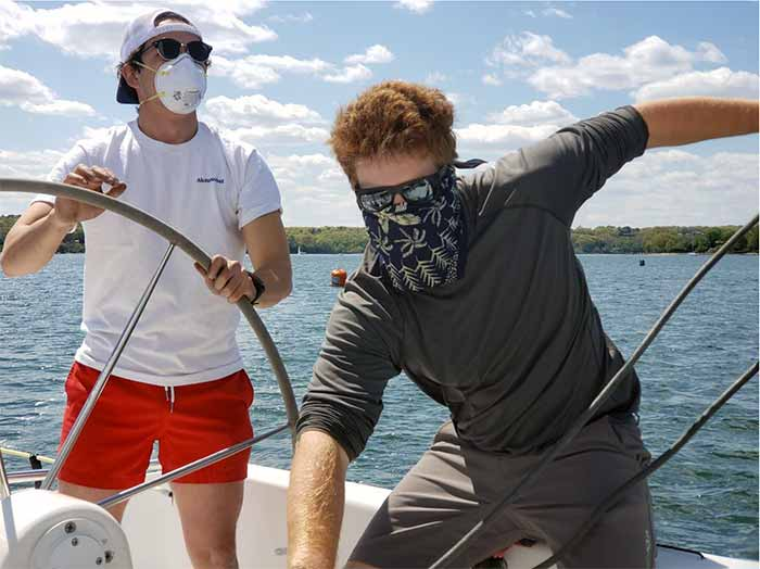 Sail With Confidence – Our COVID-19 Measures