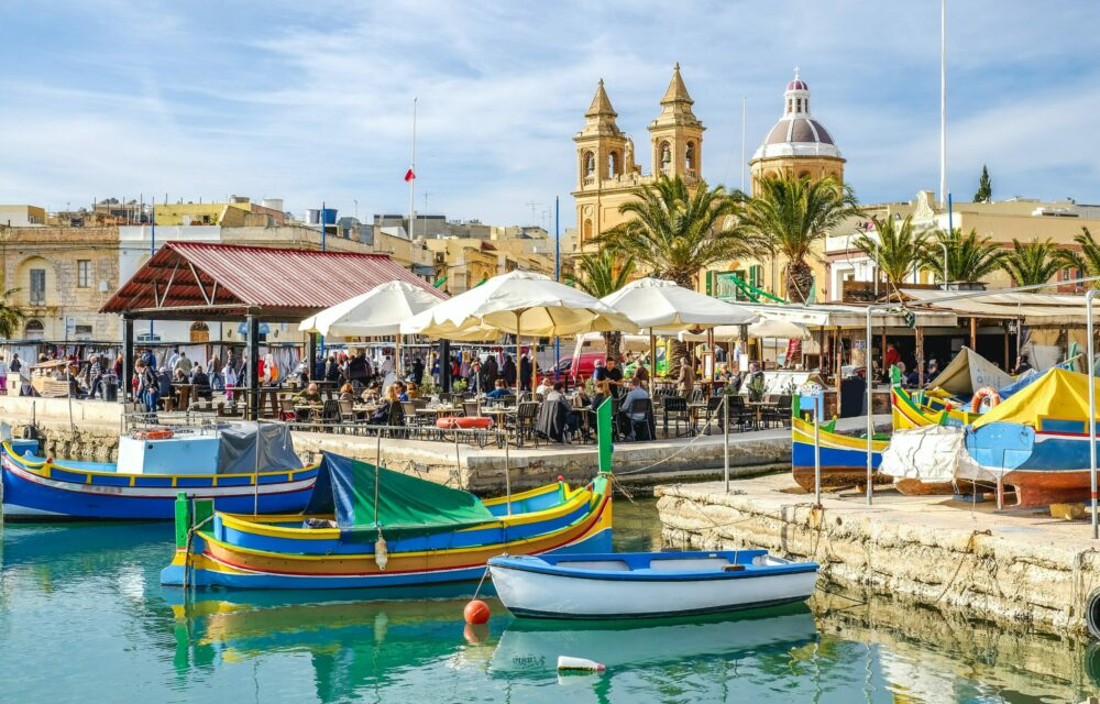 Malta Is Ready To The Let The Good Times Roll