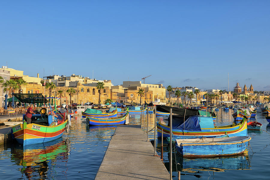 4 Things You Didn't Know About Traditional Maltese Boats