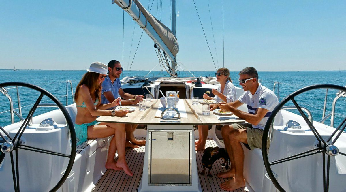 Things To Consider Before Your First Yacht Charter