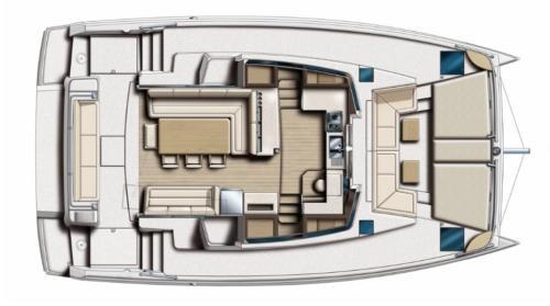 Bali 4.1 - deck layout